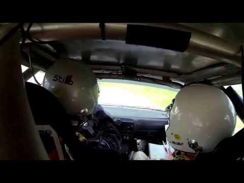 Rallye Claudy Desoil 2013 Cheron Thomas - André Geoffrey 2