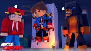 Minecraft MURDER MYSTERY - WHO HAS KILLED LITTLE DONNY