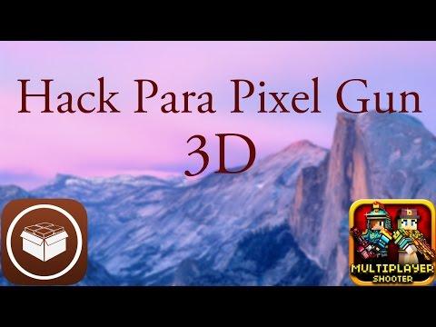 Hack Para Pixel Gun 3D 9.1.0 IOS Jaibreak