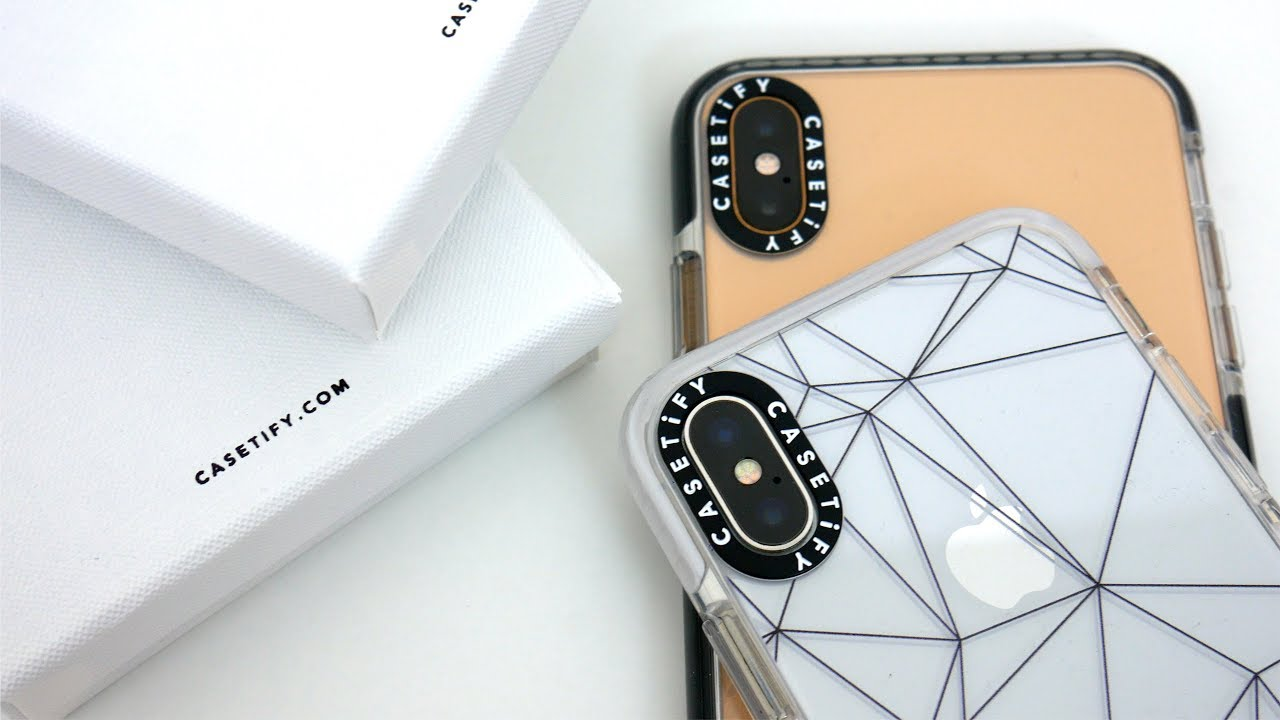 new style e141a 853c0 New Casetify Impact Cases for iPhone XS and iPhone XS Max!
