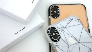 Gambar cover New Casetify Impact Cases for iPhone XS and iPhone XS Max!