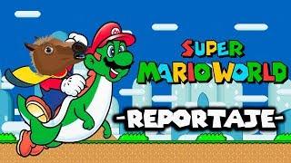 Super Mario World: la gran dino aventura de Mario -reportaje-