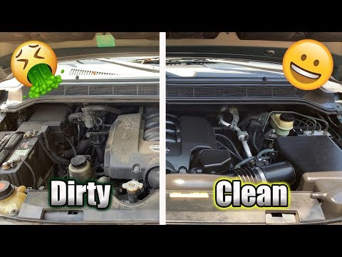 SUPER CLEANING my 300,000 mile Engine!!! (The ChrisFix Way)