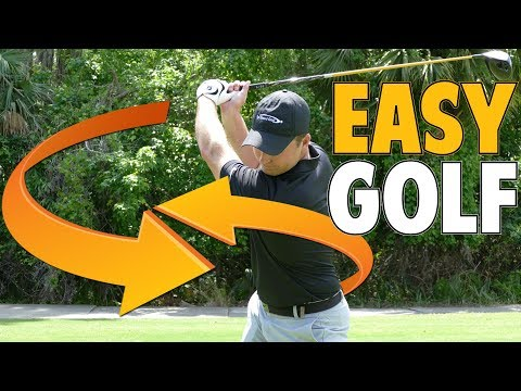 Golf Instruction | How to Get That Easy Swing With Effortless Power
