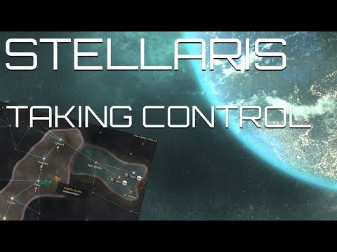 Stellaris For Beginners - Gaining A ton of Space Early (A must of Wide Builds)
