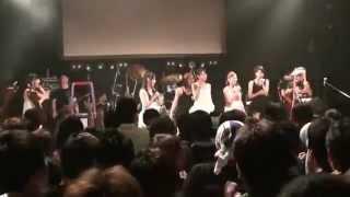夏祭り?違う違う!! I ロック祭りだぁ~! 全員集合!! 渋谷 club asia I...