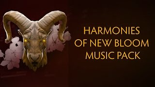 Dota 2 Harmonies of New Bloom Music Pack