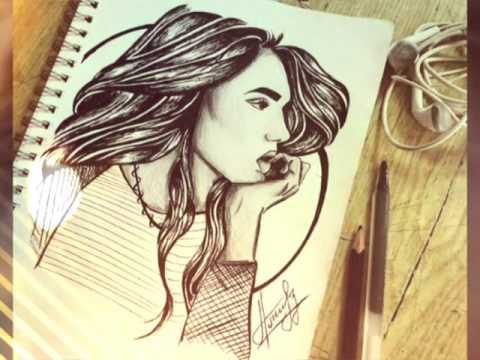 Красивые картинки одиноких девушек