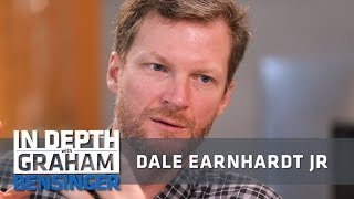 Dale Earnhardt Jr. on secret notes in case he died