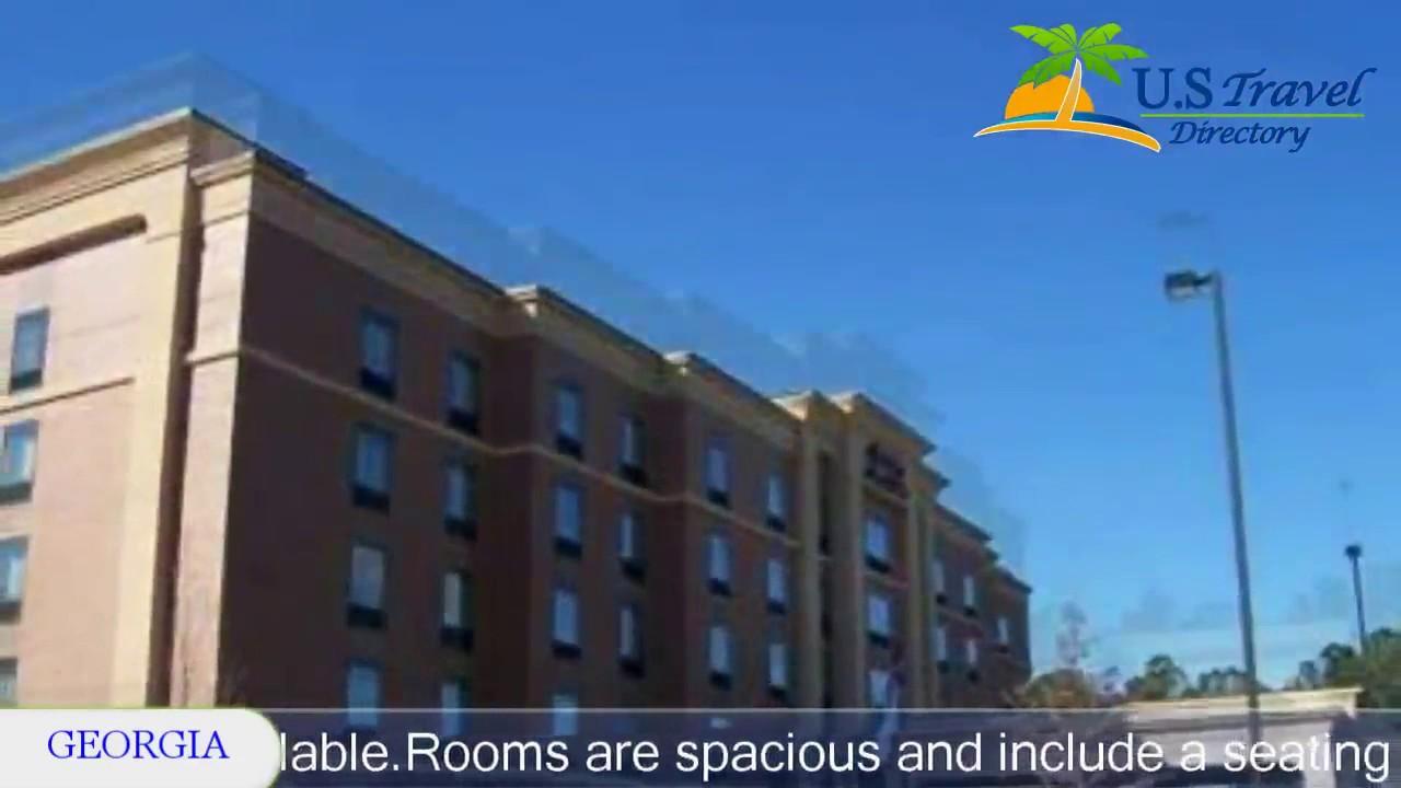 Hampton Inn Suites Flowery Branch Hotels Georgia