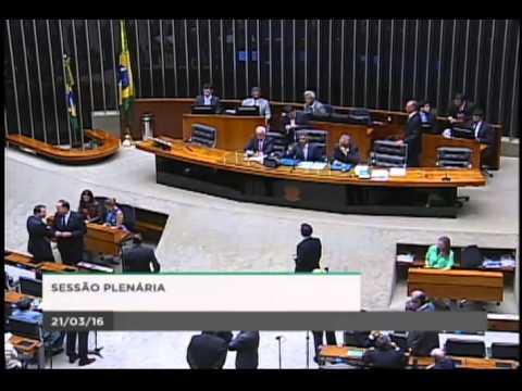 PLENÁRIO - Sessão Deliberativa - 21/03/2016 - 18:00