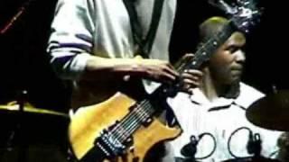 Stanley Jordan Trio clip 3:  All Blues (part 2-2)