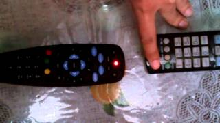 How Configure Tata Sky Universal Remote
