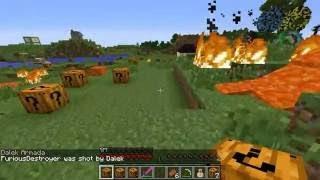 Minecraft SPOOKY LUCKY BLOCK THE SCARIEST LUCKY BLOCK EVER ! Mod Showcase YouTube