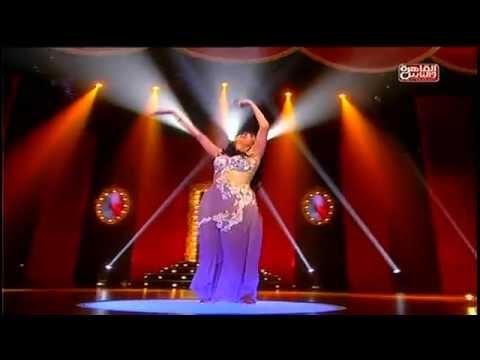 دينا تهز مسرح الراقصة في آخر حلقات الموسم الأول على أنغام سيرة الحب لأم كلثوم #الراقصة