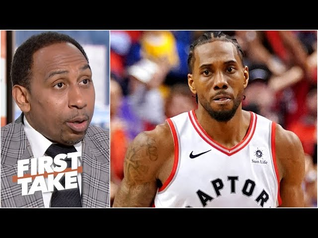 I want Kawhi on the Clippers for selfish reasons – Stephen A. | First Take