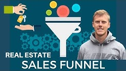 Real Estate Sales Funnels [Part 1] - Top Converting Sales Funnels For Your Real Estate Business