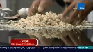 مطبخ تن | طريقة عمل اسكونز الشوفان مع الشيف محمد فوزي