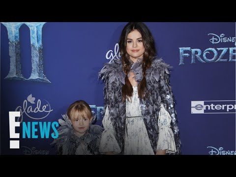 Randi West - Frozen 2 premiere with Selena Gomez