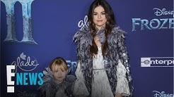"Selena Gomez & Sister Steal the Show at ""Frozen 2"" Premiere 