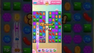 Candy Crush Saga Level 1554 - No Boosters