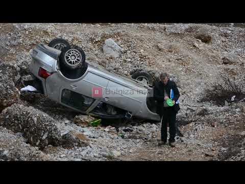 Aksident në Bulqizë, makina del nga rruga, vdes 25-vjeçari
