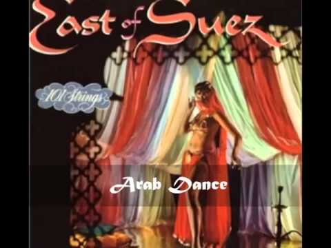 101 Strings Orchestra - Arab Dance( East Of Suez)