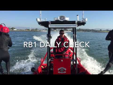 RB 1 Daily Check Out