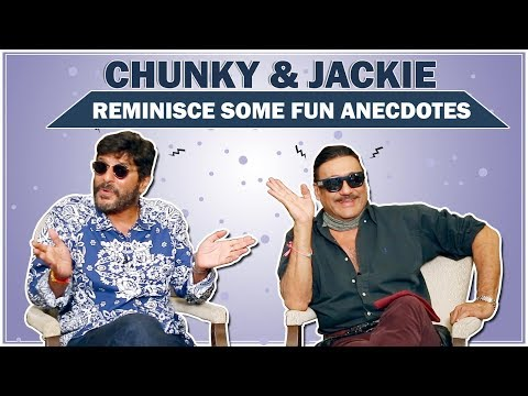Jackie Shroff And Chunky Pandey Talk About Tiger & Ananya, P