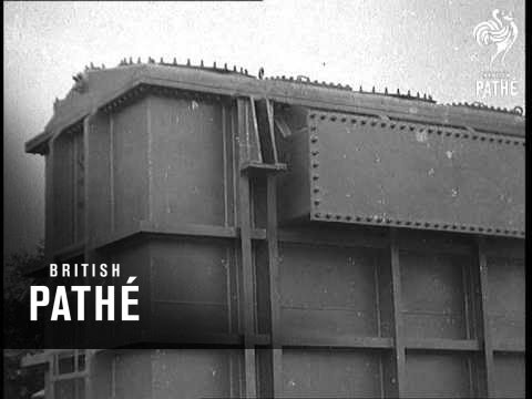 Latest Electrical Transformer For Canada (1937)