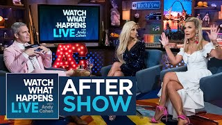 After Show: Camille Grammer & Tinsley Mortimer's Post-Reunion Thoughts | WWHL