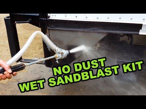 Nilfisk Pressure Washer Water Sand Blasting Funnydog Tv