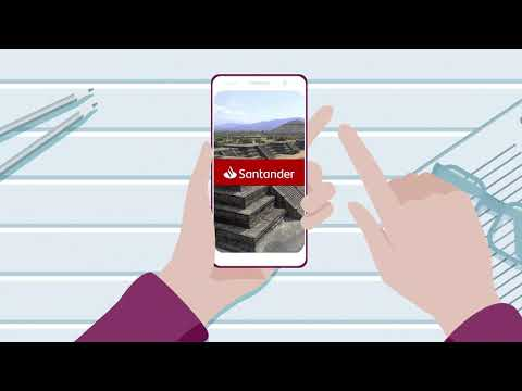 Santander - Cómo Usar SuperToken En Tu Tablet