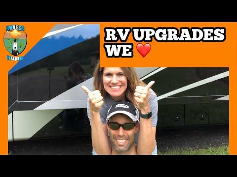 RV UPGRADES THAT WE LOVE