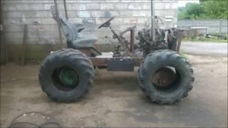 Traktor sam 1.9 660  niedokończona historia