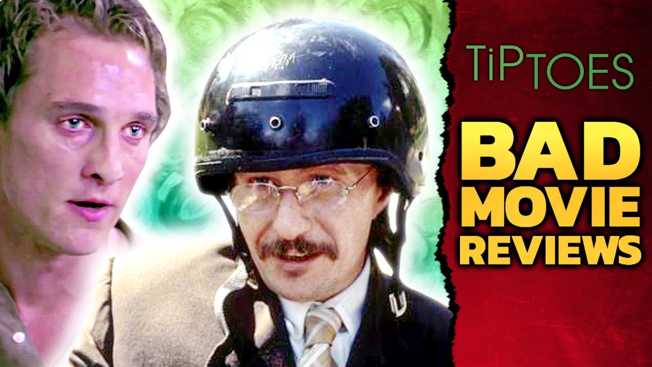 TIPTOES BAD MOVIE REVIEW - GARY OLDMAN DWARF FILM | Double Toasted