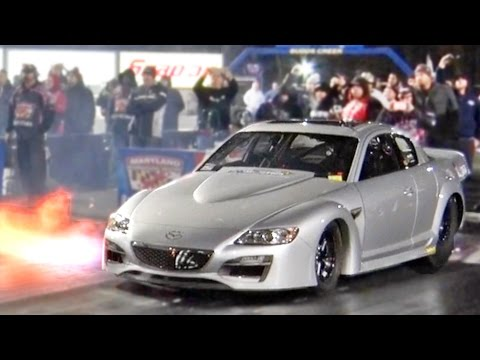 TRIPLE Turbo 1600hp Mazda RX-8