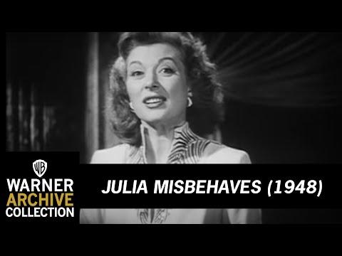 Julia Misbehaves (Original Theatrical Trailer)
