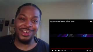 """Baby Dyce Reacts to - Upchurch """"Beef (Remix)"""""""