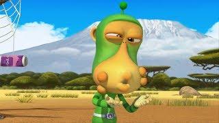 Обезьянки из космоса (Alien Monkeys) - Комар. Продолжение (36 серия)