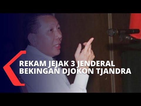 Mengulas Rekam Jejak 3 Jenderal Bekingan Djoko Tjandra