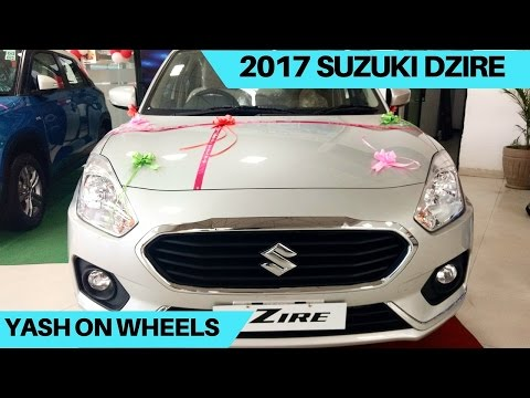 2017 Maruti Suzuki Dzire Review | Yash on Wheels