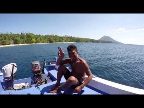 Scuba Diving Bunaken - Indonesia 2015 Underwater HD