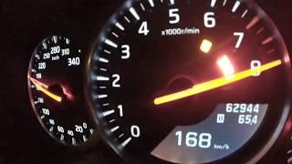 AMS Alpha12x GT-R35 acceleration - Pump gas low boost - Motec M1