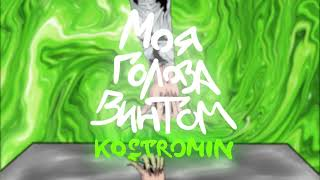 kostromin - Моя голова винтом (My head is spinning like a screw)