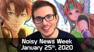 Noisy News Week - Year of Otome and Plenty of Game Updates