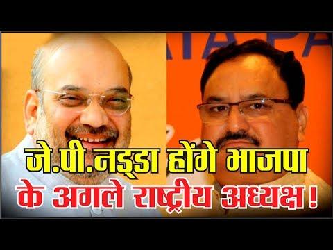 जे. पी. नड्डा होंगे भाजपा के अगले राष्ट्रीय अध्यक्ष ! #hindi #breaking #news #apnidilli