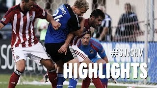HIGHLIGHTS: San Jose Earthquakes vs Chivas USA | July 2, 2014