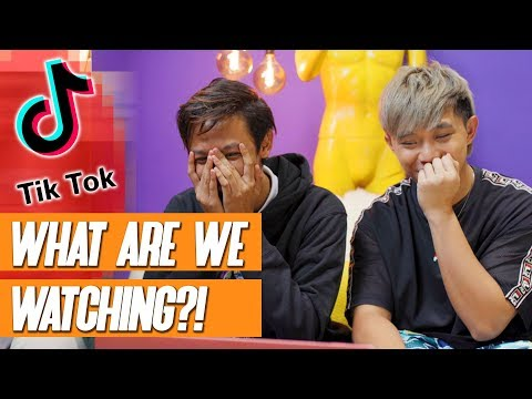 Reacting to Cringey Tik Tok Videos!