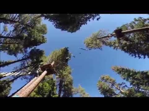 Lake Tahoe Zip Line Adventure  2014